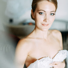 Wedding photographer Vanda Bogolepova (valkiriea). Photo of 12.10.2018