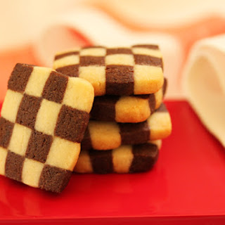 Checkerboard Cookies Recipes