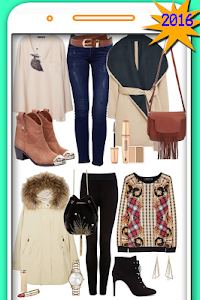 Women's Winter Clothing Fashio screenshot 2