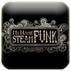 3D My Name Steampunk Fonts LWP
