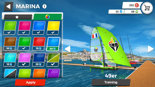 Virtual Regatta Inshore apktram screenshots 5