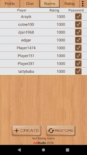 Code Triche Backgammon APK MOD screenshots 5