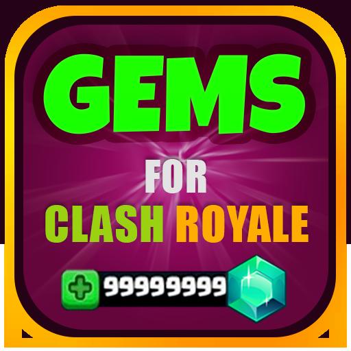 Gems Clash Royale Prank