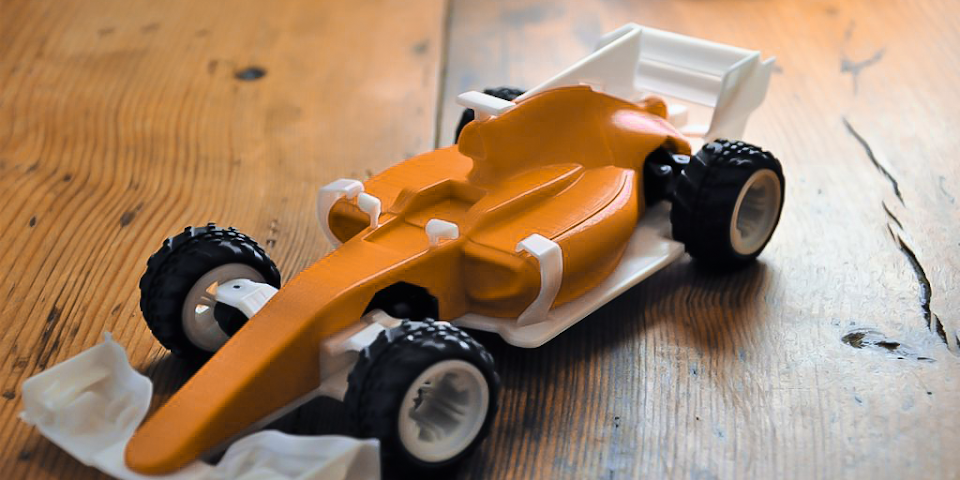 How To: Build a Mini OpenRC F1