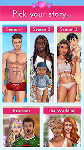 Love Island The Game MOD APK [Premium Choices + Outfits] 4
