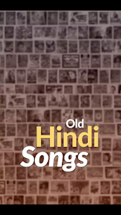Hindi Old Songs- screenshot thumbnail