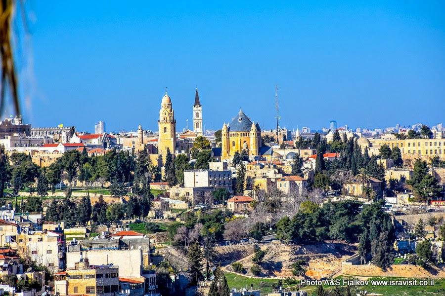 Гора Сион и Храм Успения Пресвятой Богородицы. Экскурсия в Иерусалиме гида Светланы Фиалковой.