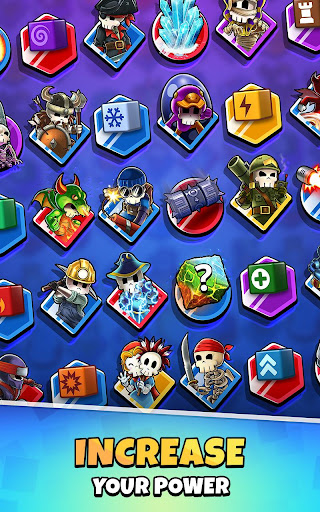 Magic Brick Wars - Epic card battle  screenshots 12