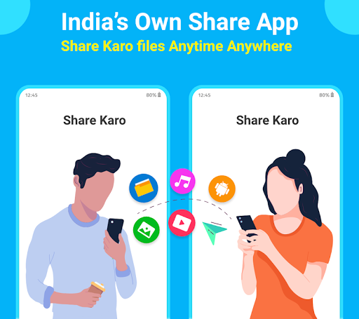 Share Karo India : File Transfer & ShareKaro Apps 1.3 screenshots 1