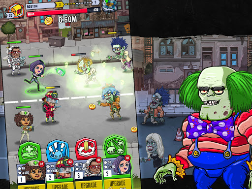 Zombieland: Double Tapper apkpoly screenshots 11