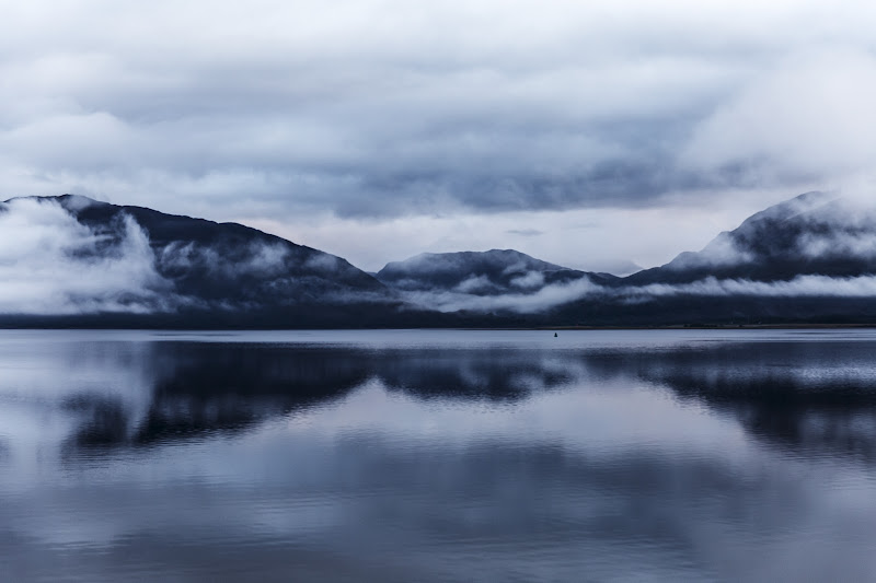 Mountains of Loch Linnhe - View from Kentallen di Tindara