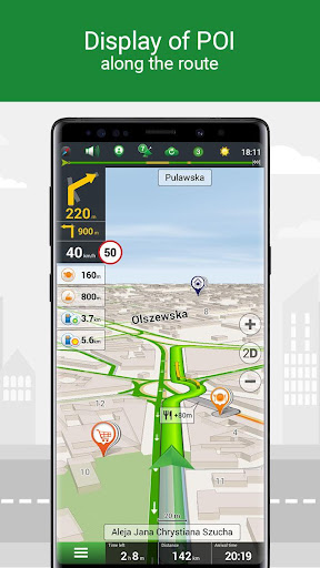 Navitel Navigator GPS & Maps screenshot 4