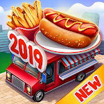 Cooking Urban Food - Fast Restaurant Games 4.4