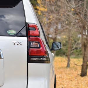 ランドクルーザープラド 150系 のカスタム事例画像 タクシーさんの2020年11月24日19:08の投稿