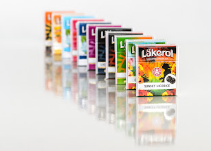 """Photo: This photo appeared in an article on my blog on Jan 11, 2013. この写真は1月11日ブログの記事に載りました。 """"Cornucopia of Tasty Läkerol Licorice"""" http://regex.info/blog/2013-01-11/2181"""