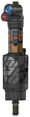 "Fox X2 Factory Rear Shock - Standard, 9.5 x 3"", H/LSC, H/LSR, Kashima Coat alternate image 0"