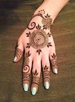 Girls Henna Mehndi Designs - screenshot thumbnail 02