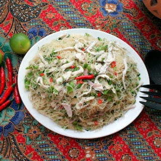 Turkey Glass Noodle Salad