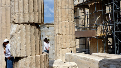 Photo: Propylaea