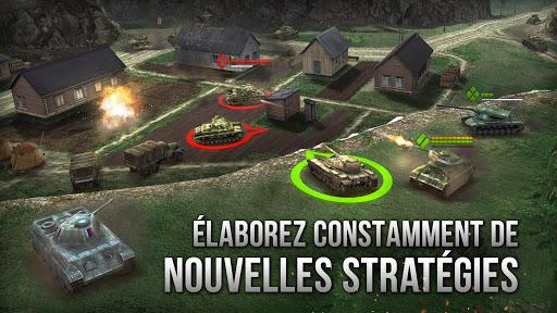 Code Triche Armor Age: Tank Wars u2014 WW2 Platoon Battle Tactics APK MOD screenshots 4