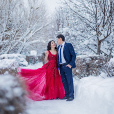 Wedding photographer Esbol Kalamkhanov (eskokalamhanov). Photo of 18.01.2017