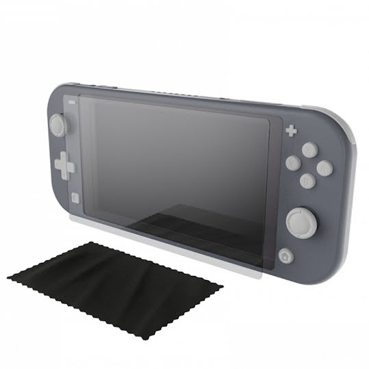 Piranha Tempered Glass Screen Protector (Nintendo Switch Lite)