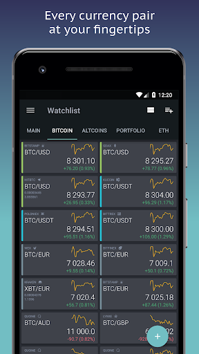 TabTrader Buy Bitcoin and Ethereum on exchanges 3.8.17 app download 2