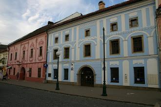 Photo: Keżmarok - kamieniczki