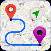 GPS Route Finder - Navigation & Live Traffic