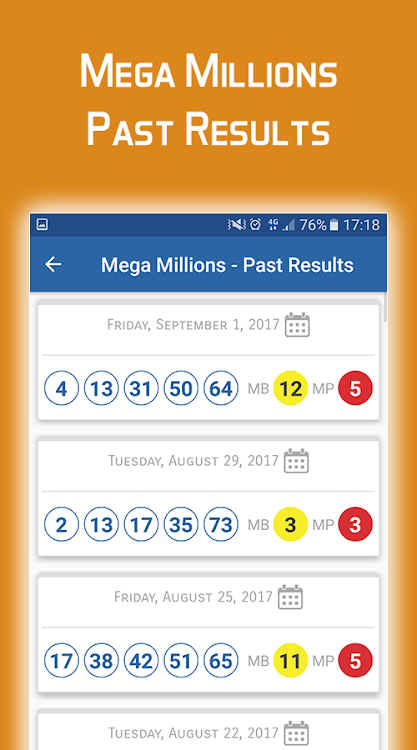GA Lottery Results – (Android Apps) — AppAgg