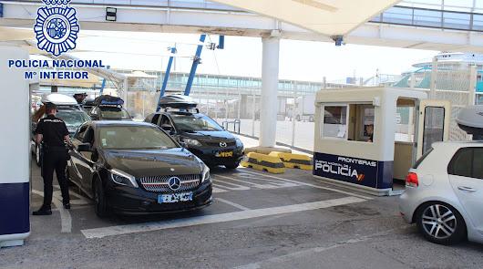 Detenido un fugitivo belga que pretendía huir a Marruecos