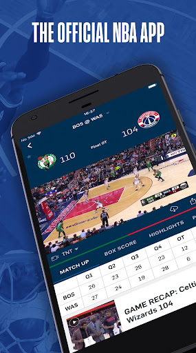 NBA App 9.1107 screenshots 1