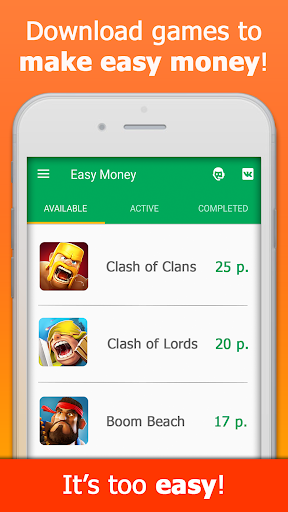 Easy Money: Earn money online  screenshots 1