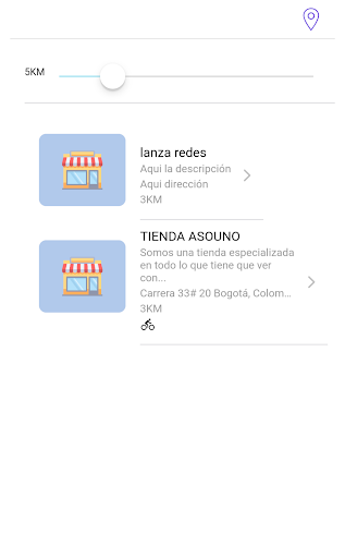Cercanos App screenshot 7