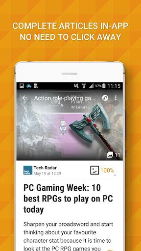 Appy Gamer – Games news screenshot 2
