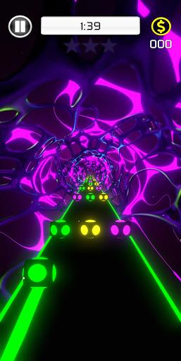 Télécharger Gratuit Glow Road mod apk screenshots 3