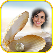 Seashell Photo Frames montage