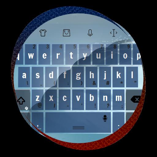 泉水Quánshuǐ TouchPal 主题 個人化 LOGO-玩APPs
