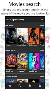 WatchQ – Guide for Cinema, Movie, Trailer & Review App Download For Android 4
