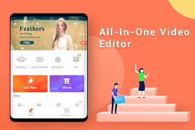 VideoShow Video Editor, Video Maker, Photo Editor APK screenshot thumbnail 2