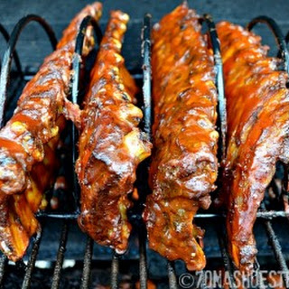 Easy Homemade Barbecue Sauce.
