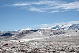 """Photo: Наша экспедиция носит имя """"От барханов до снегов"""" и мы подтверждаем справедливость этого."""