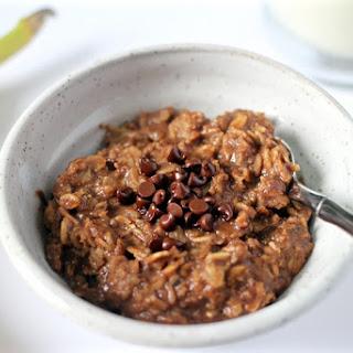 Chocolate Breakfast Oatmeal.
