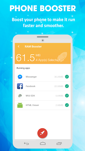 Antivirus & Virus Remover (Applock, Accelerator) 1.1.2 screenshots 5