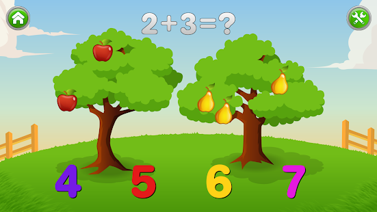 kids numbers and math free screenshot thumbnail