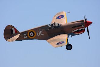Photo: Curtiss Kittyhawk IA