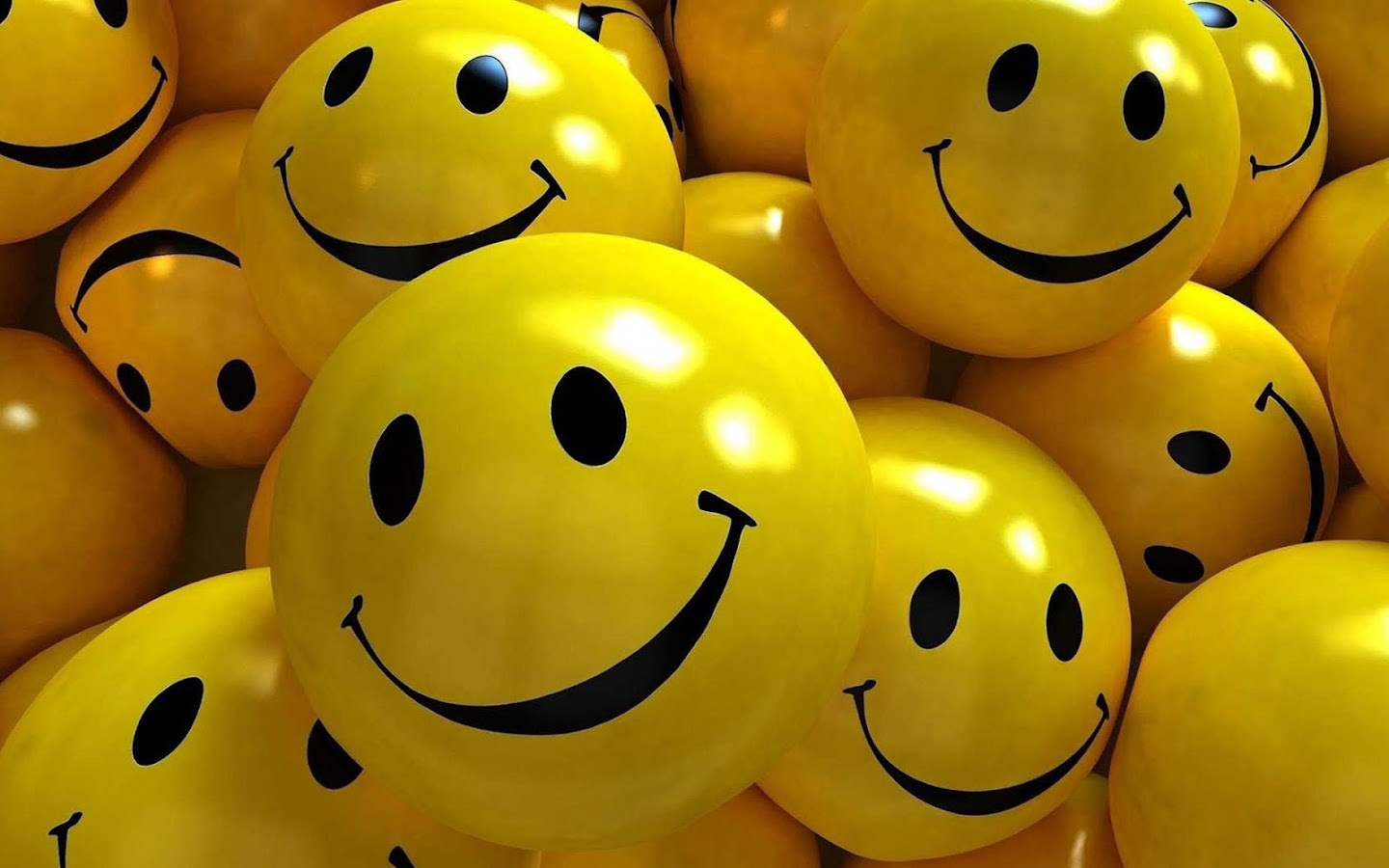 Smiley Live Wallpaper Happy Background Android Apps On