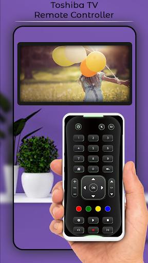 Capturas de pantalla de Toshiba TV Remote Controller 4