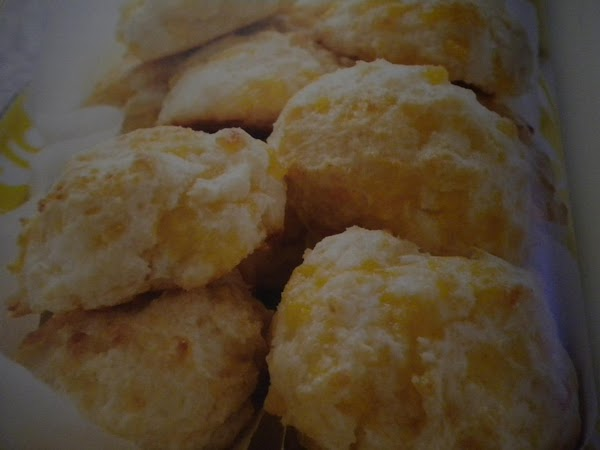 Anytime Cheesy Biscuits Recipe