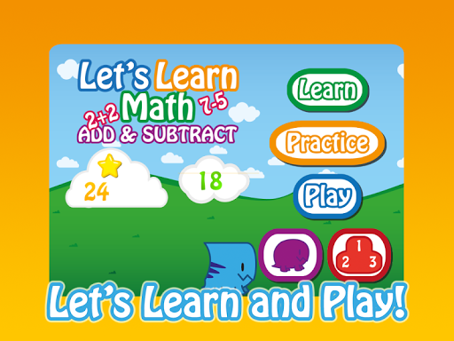 Let's Learn Math Add Subtract